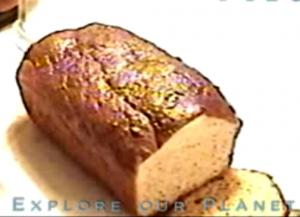 Lightly Flavored Pioneer Bread