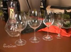 Wine Glasses Tips