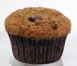 Quick Cocoa Bran Muffins