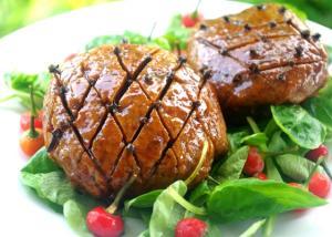 Ham In Parsley Gelatin