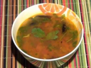 Tomato Rasam - Simple South Indian