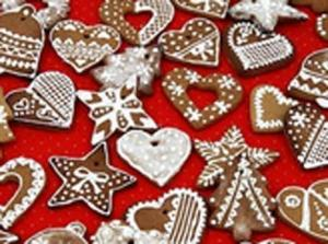 Christmas Special Shortbread Cookies