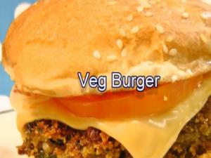 How to make Veggie Burger at Home? - Easy and Yummy Burger