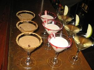 Charleston Cocktail Contest