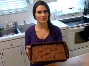 """Man-Catcher"" Brownies"