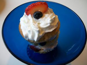 Two Kids Cooking TV: Personal Patriot Trifles