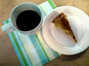 Hungarian Coffee Cake