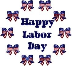 6 September is Labor Day - Lets celebrate this day by honoring the workers who helped build this nation