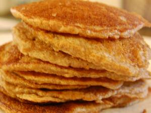 Light and Fluffy Sour-Dough Pancakes
