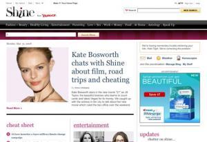 Top 7 Celebrity Diet Websites