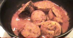 Banarasi Bharvan Aloo (Karva chauth)