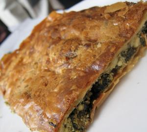 Deep Dish Spinach Pie