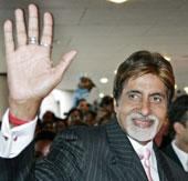 Amitabh Bachchan in India's biggest food fest