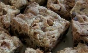 Vanilla-Chocolate Chips Cookies