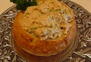 Keeneland Special Chicken Salad in Bread Bowl