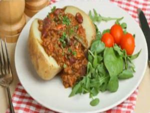 Cook Along Chilli Con Carne