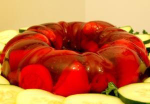 Gelatin Salads Tomato Aspic