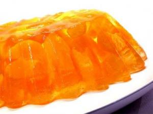 Orange Pineapple Gelatin Dessert