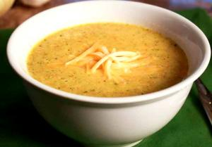 Vegetable Cheddar Chowder