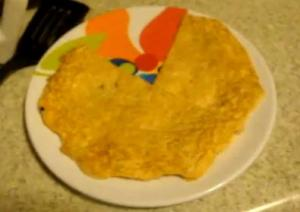 Amy's Low-Carb Pumpkin Pancake