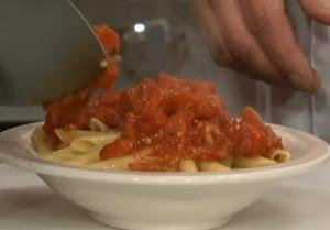 Red Marinara Sauce for Pasta
