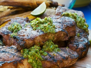 90 Second Chimichurri Sauce