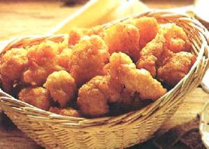 Cheese Aigrettes