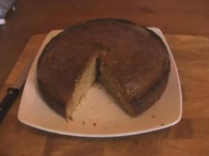 Chocolate with Orange Drizzle Cake