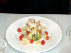 Betty's Shrimp and Avocado Salad
