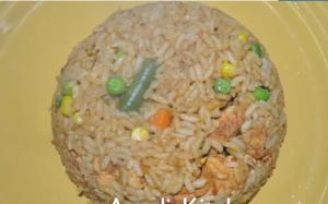 Chinese Style Chicken Fried Rice