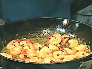 Caputos Amalfi Style Shrimp
