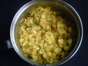 Simple Aloo Gobi Curry
