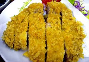 Oven Fried Pork Cutlets