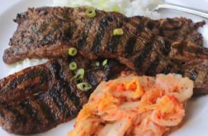 Korean-Style Barbecued Beef Short Ribs