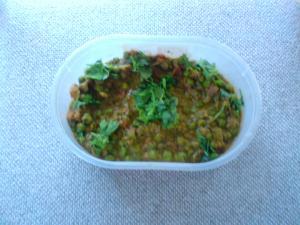 Tomato Curry With Kasuri Methi And Peas