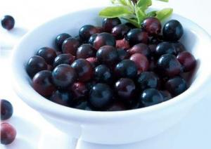 Acai berries can be used for cleansing