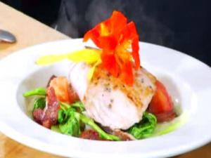 The Grove - Seared Opah with Ginger Shiitake Nage _ Part 1