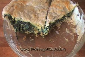 How to Make a Spinach Pie