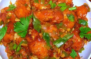 Street Food: Gobi Manchurian