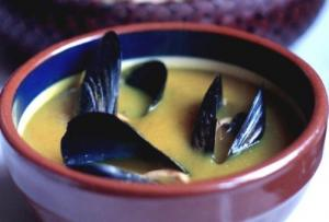 Cream Of Mussel Soup