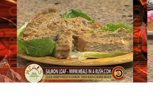 Healthy Salmon Loaf