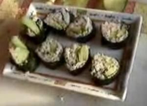 Quick California Roll