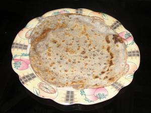 Kuttu Aur Singhare Ke Aatte Ki Roti- Navratra Special