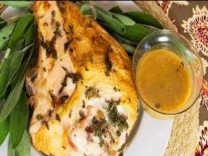 Thanksgiving Recipes : How To Make A Roasted Turkey Breast
