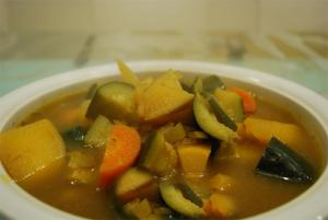 Exotic Vegetable Stew