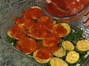 Easy to make Eggplant Parmesan - Part 2