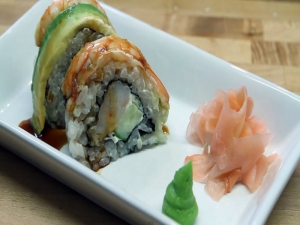 How to Make Sushi - Spring Rolls