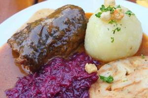 Ground Veal Rouladen