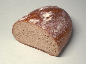 Light Rye Mixer Bread