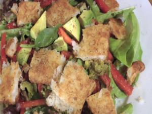 Hashbrown Breakfast Salad - Delicious Odyssey Ep. 15